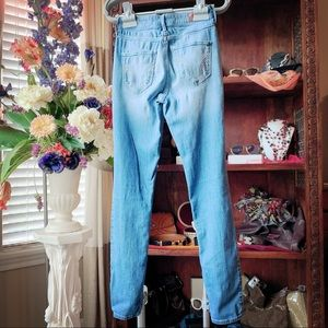 Hollister High Rise supper Skinny Jean